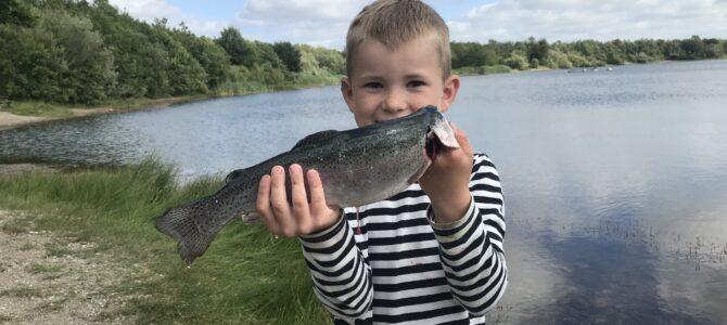 SØ1: Unge Villas fik fisk på krogen