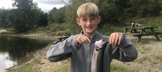 Mjøls Lystfiskeri – De hugger også i dag