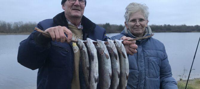 Mjøls Lystfiskeri – Full House i dag