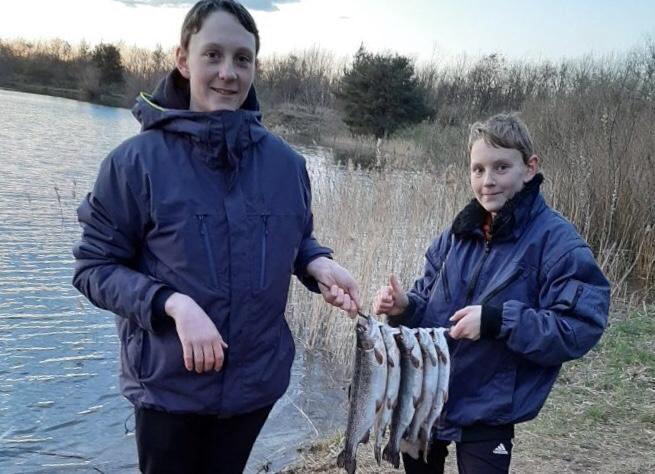 Mjøls Lystfiskeri: SØ1 er søen med hug på krogen