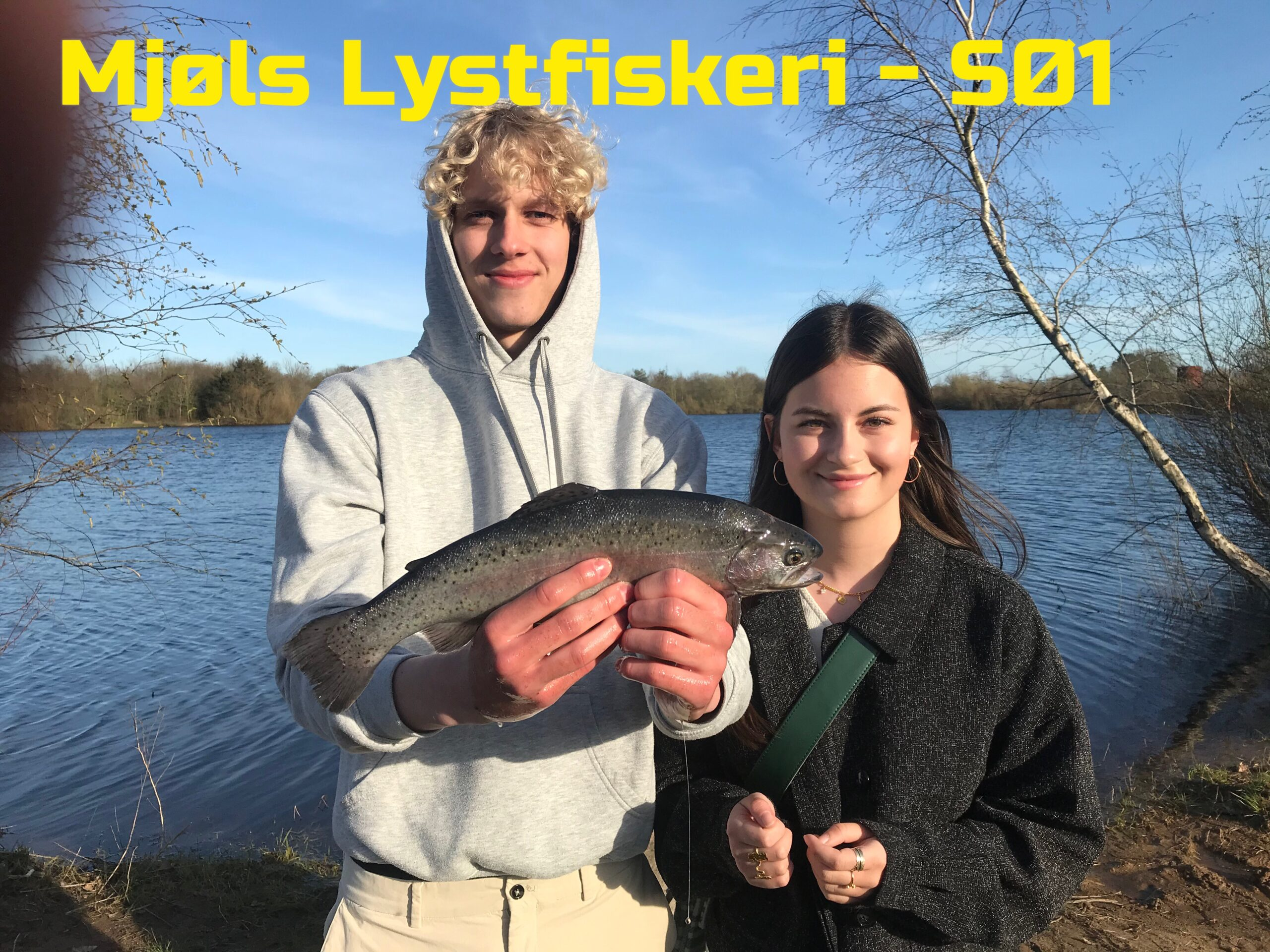 Mjøls Lystfiskeri: Skærtorsdag gav også fisk på tasken