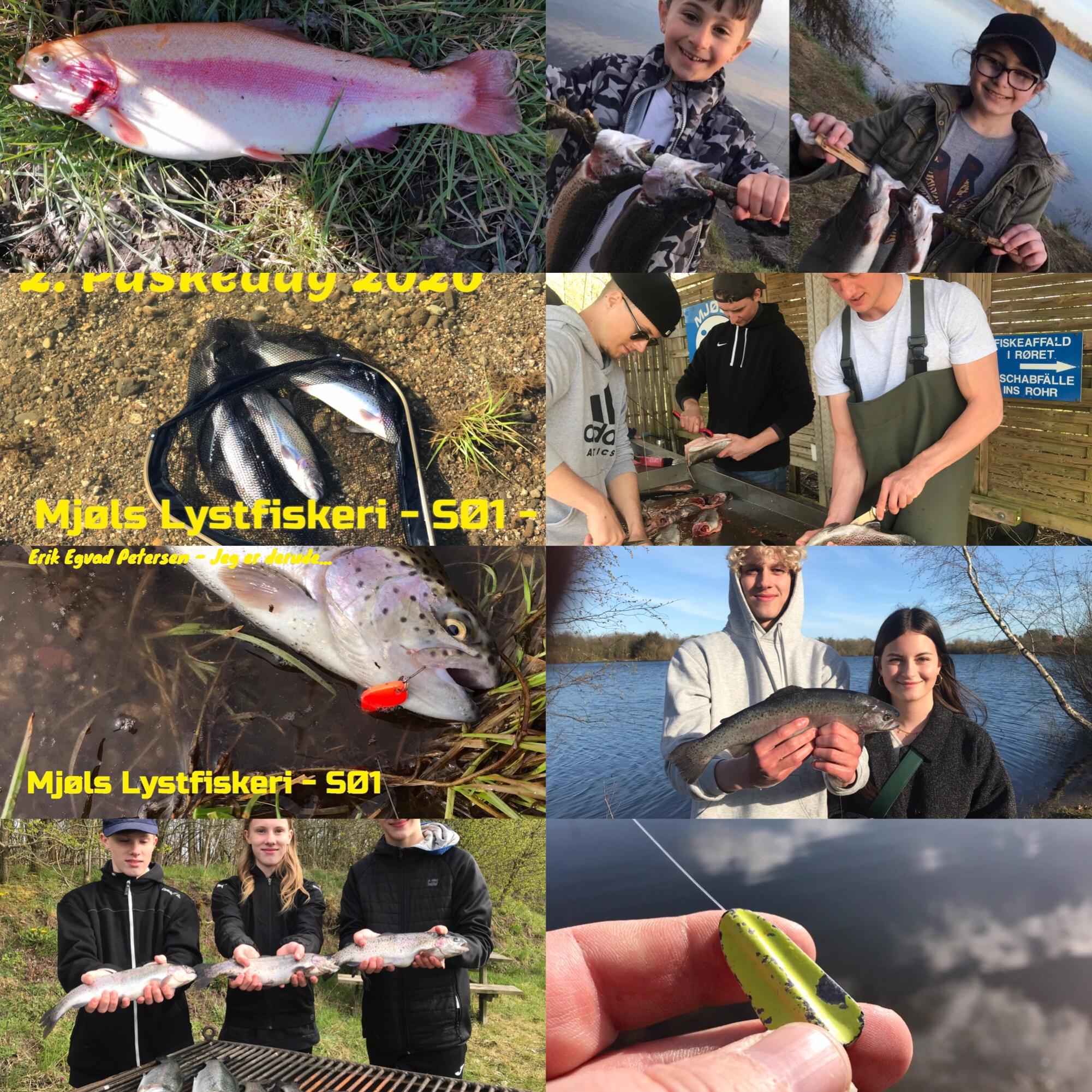 Mjøls Lystfiskeri: En fantastisk Påske for lystfiskerne