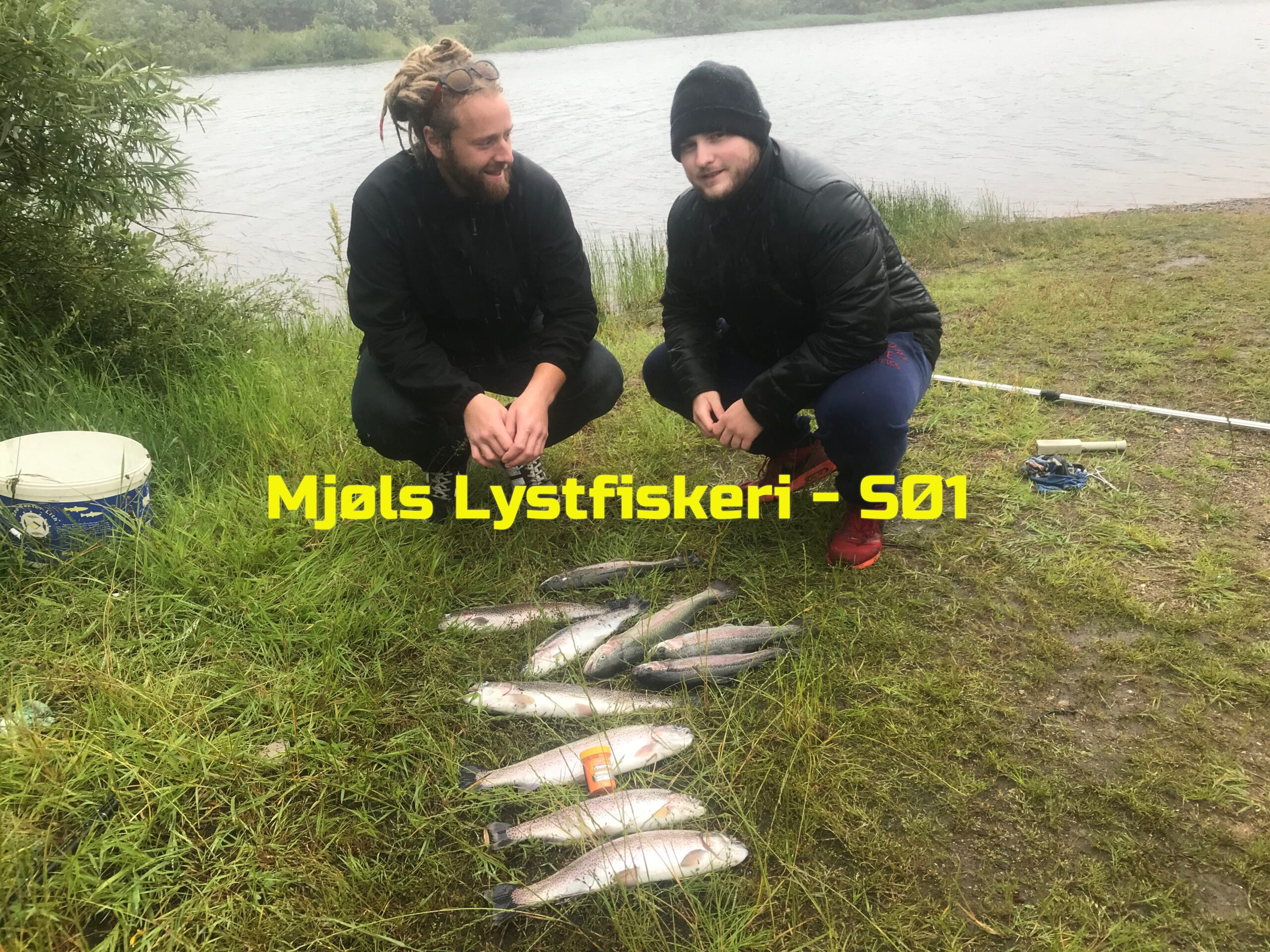 Mjøls Lystfiskeri – SØ1 – De købte ekstra kort