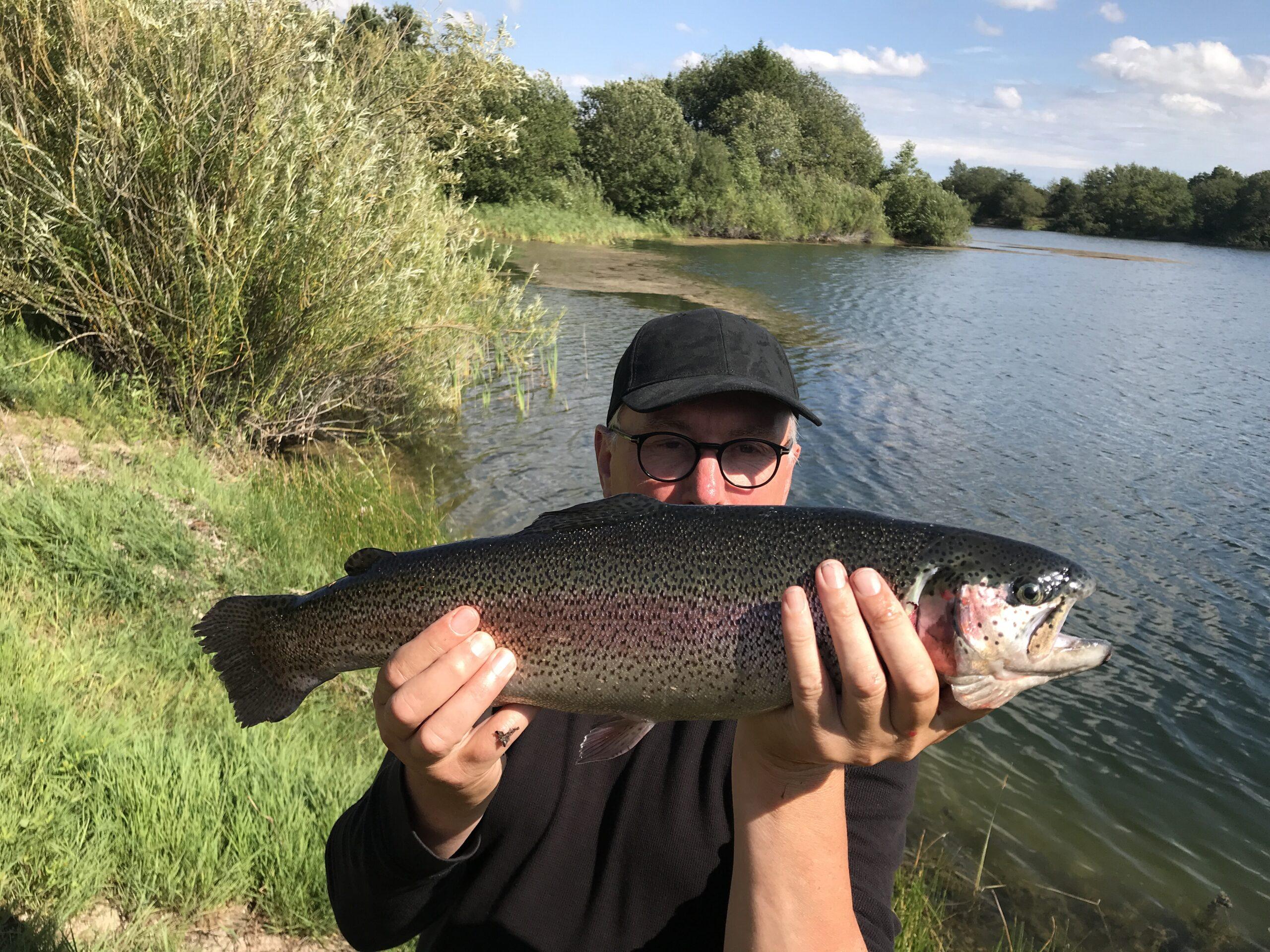 SE VIDEO – Mjøls Lystfiskeri – SØ2 i dag