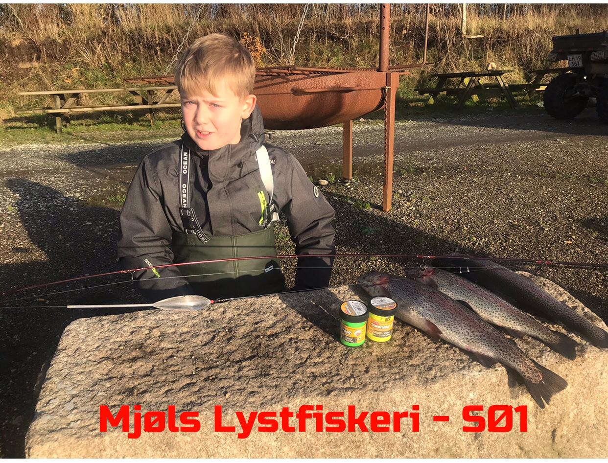Tobias fra Tønder fik fisk på krogen