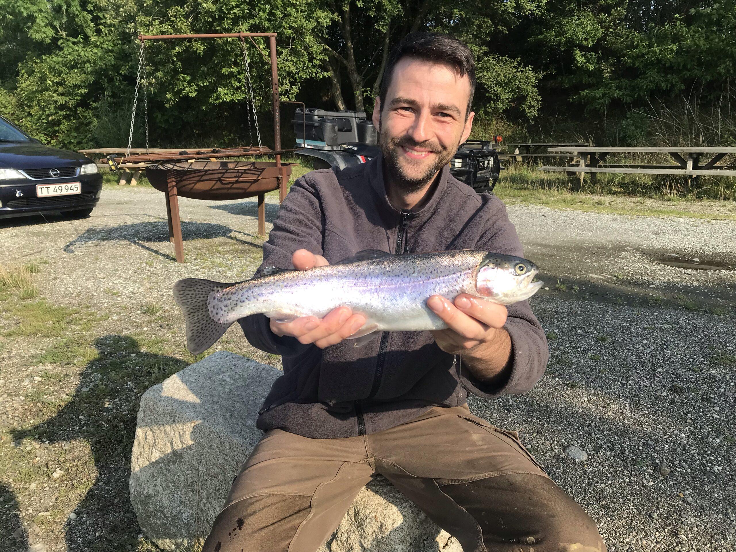 Mjøls Lystfiskeri – Full House på en torsdag